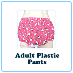 Adult Plastic Pants