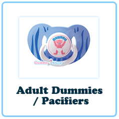 Adult Dummies and Pacifiers