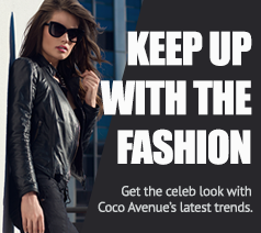 The latest Female Fashion trends can be found at Coco Avenue