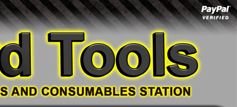 Tools and Cosumables